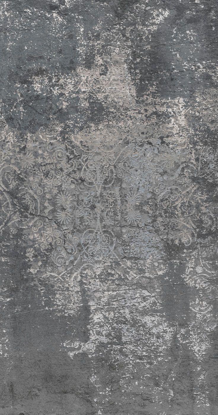 Carta Da Parati Moderna Texture.Carta Da Parati Wall Paper Camelot Black Tecnografica