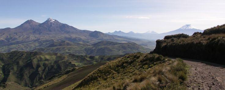 Op avontuur met jezelf naar Ecuador. Een unieke Ecuador rondreis die reizen, wandelen, outdoor coaching en spiritualiteit combineert.
