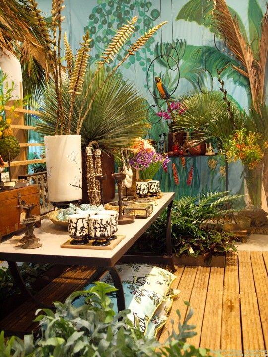 Er-op-uit| The Wunderkammer presenteert Exotisme.- Galerie en interieur, planten en bloemenwinkel in Amsterdam - fotoreportage door Stijlvol Styling woonblog - www.stijlvolstyling.com