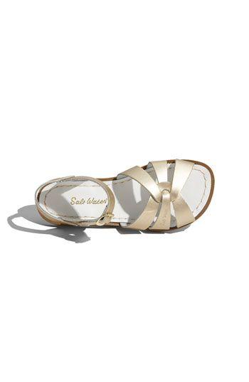Hoy Shoe Salt-Water® Sandal (Baby, Walker, Toddler & Little Kid) | Nordstrom
