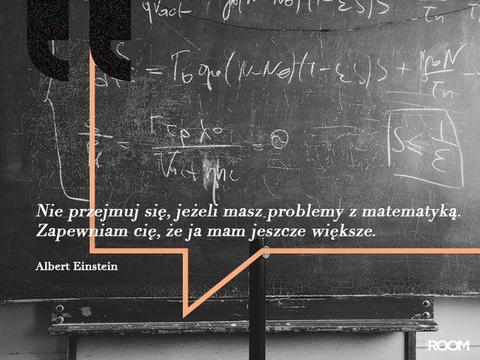 Ty też możesz być największy #Einstein #math