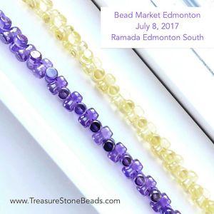 Beads, Gemstones Shopping Edmonton, July 8, 2017