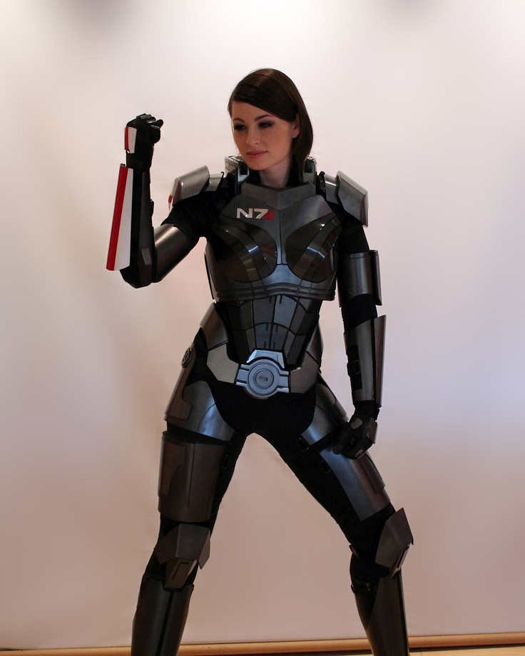 mass effect 3 n7 armor template - aluminum armor build love everything except the breast