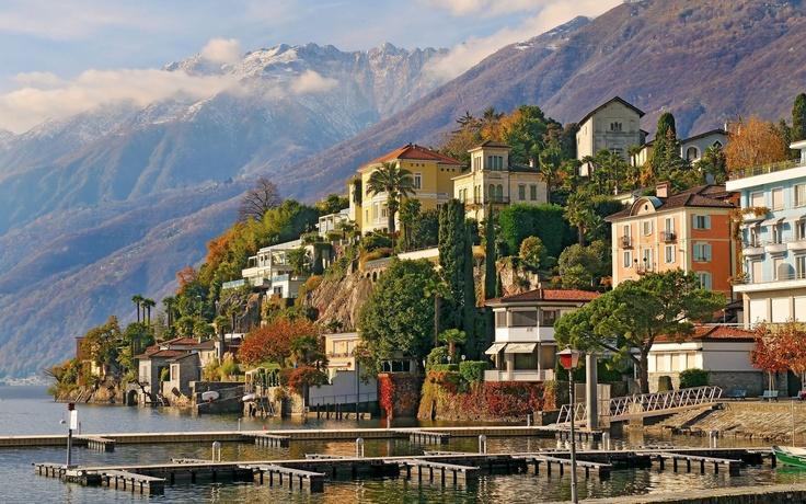 Paese di Ascona