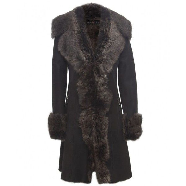 17 best ideas about Black Shearling Coat on Pinterest | Mens ...