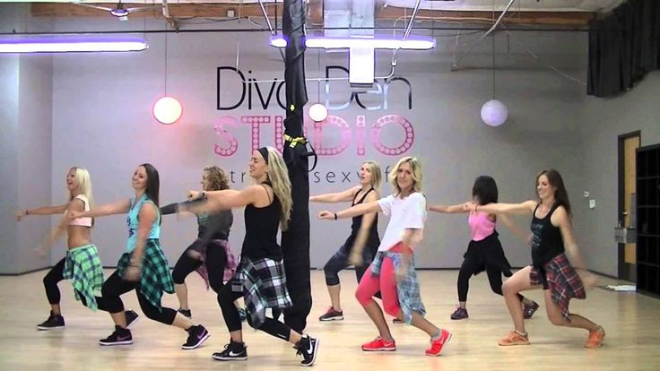 DANCE PARTY HUSTLE is my signature class at the Diva Den Studio! This is a follow along style DANCE FITNESS class set to top 40 hits as well as some of our f...