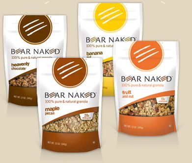 Get Bear Naked Granola for just $1.74 at Target right now!