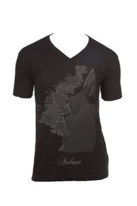 ARDANÉ BLOW IT OUT V NECK T SHIRT $38.50