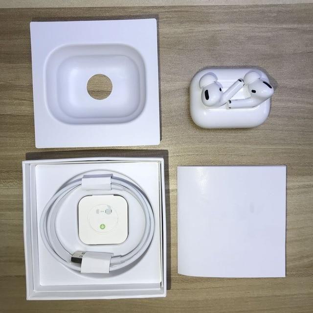 Airpod Pro 3 Headsets Bluetooth Wireless Earphones Pro White En 2021 Bluetooth Achats En Ligne Achats