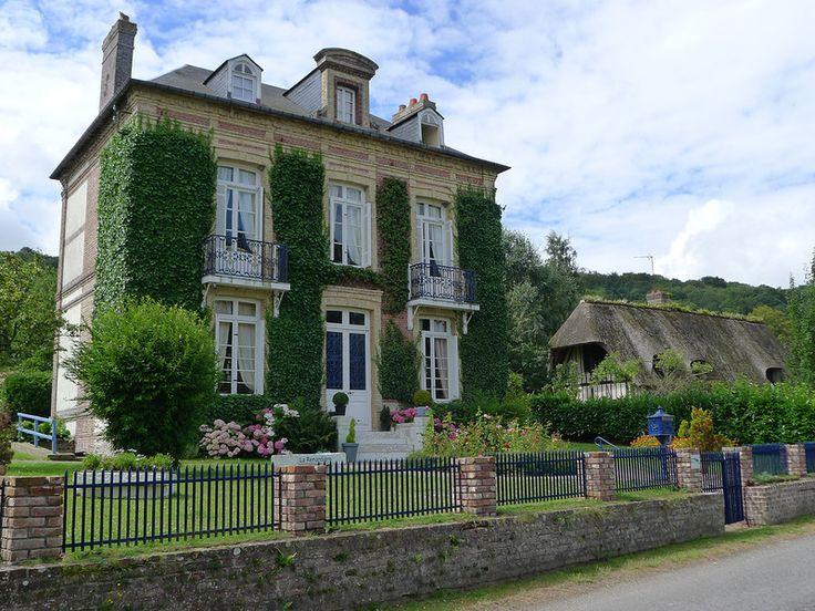 Деревня Старый порт (Vieux-Port). Нормандия, Франция. Обсуждение на LiveInternet - Российский Сервис Онлайн-Дневников