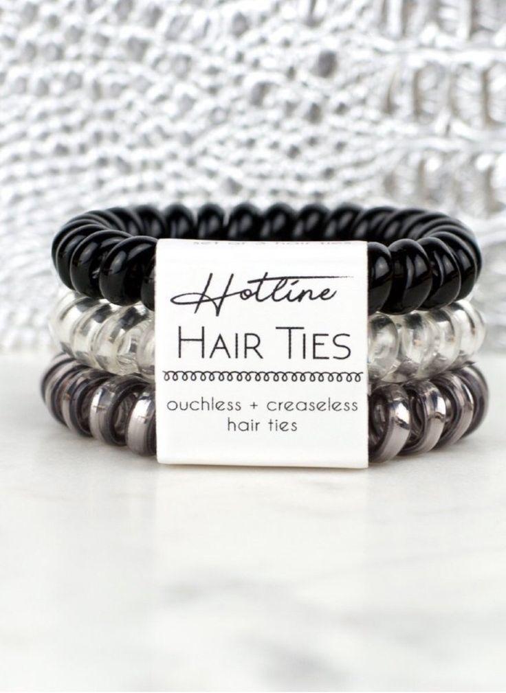Hotline Hair Ties - Multiple Colors  bc00c2d156d
