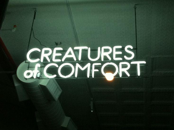 Creatures of Comfort
