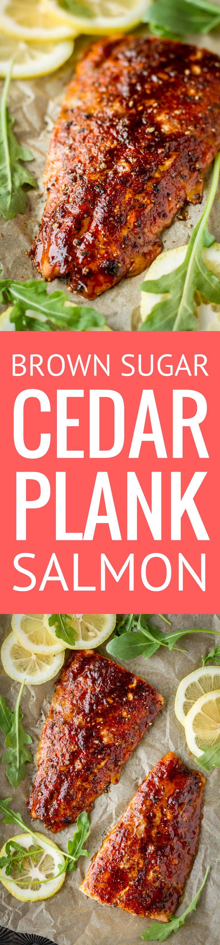 ad: Sweet & Smoky Grilled Cedar Plank Salmon -- this cedar plank salmon is one of the easiest salmon recipes I've made! It gets its sweet and smoky flavor from a delicious rub of brown sugar, smoked paprika, salt, and fresh ground pepper… #AskForAlaska #IC | grilled cedar plank salmon | brown sugar cedar plank salmon | cedar plank salmon rub | grilled salmon recipe | find the recipe on unsophisticook.com