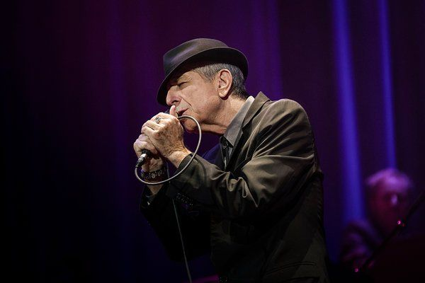 The Playlist: A Farewell From Leonard Cohen and 8 More New Songs