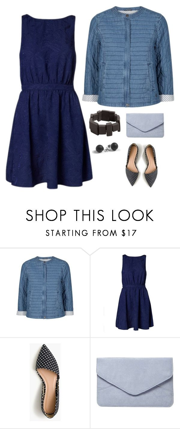 """""""bryllups outfit"""" by caterinamaria on Polyvore featuring Nümph, J.Crew and Dorothy Perkins"""