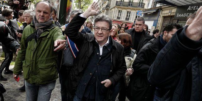 Jean-Luc Mélenchon et le PCF en instance de divorce