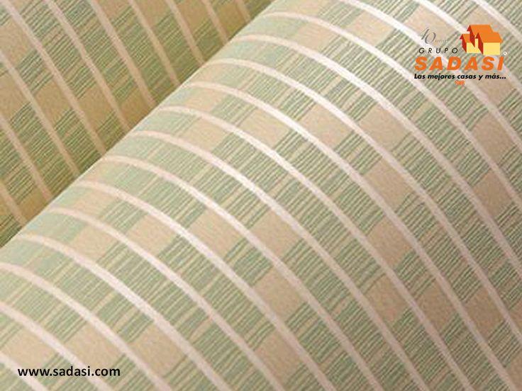 M s de 25 ideas incre bles sobre papel tapiz del peque o for Papel pintado plastificado