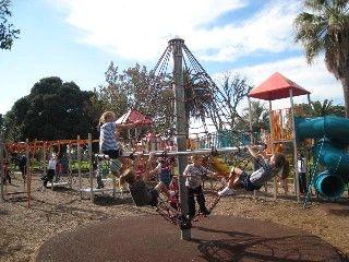 Yarraville Gardens, Somerville Rd, Yarraville