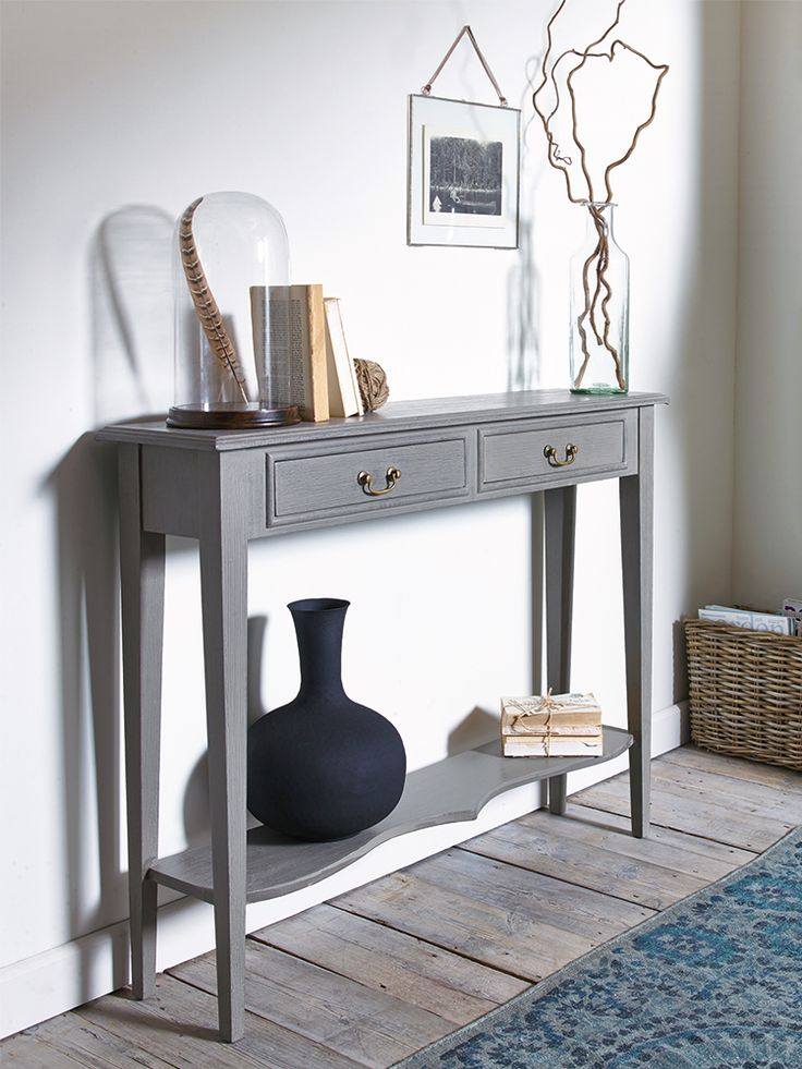new asta console table