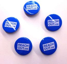 ReachOut.com: a thriving community of 14-25 year olds helping one another through tough times.
