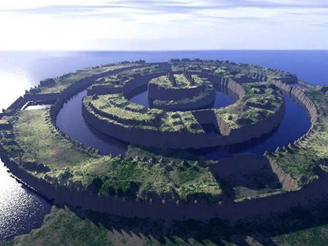 Atlantida, regatul din Carpati si Templul lui Zamolxe.