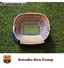 Precio [€29,00] Réplica estadio Nou Camp, del Fútbol Club Barcelona #fcbarcelona #barcelona #noucamp #estadio #futbol #soccercenterstore