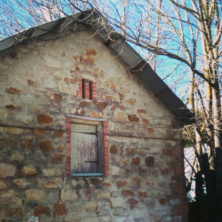 A beautiful winters day in the Adelaide Hills, lovely historic buildings. Pic taken in Hahndorf.