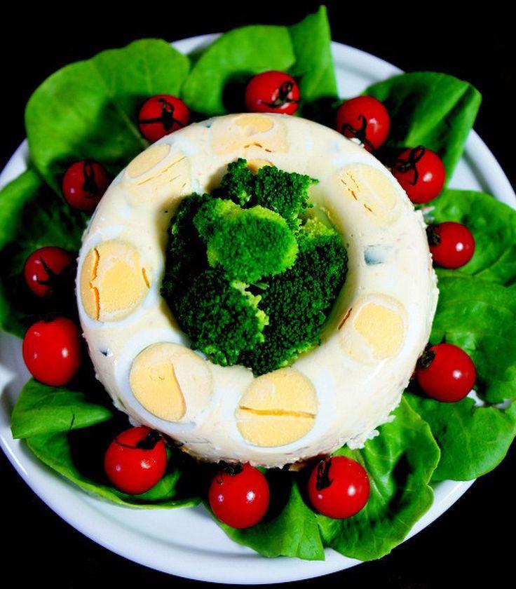 カニリングサラダ by manngo   レシピサイト「Nadia   ナディア」プロの料理を無料で検索