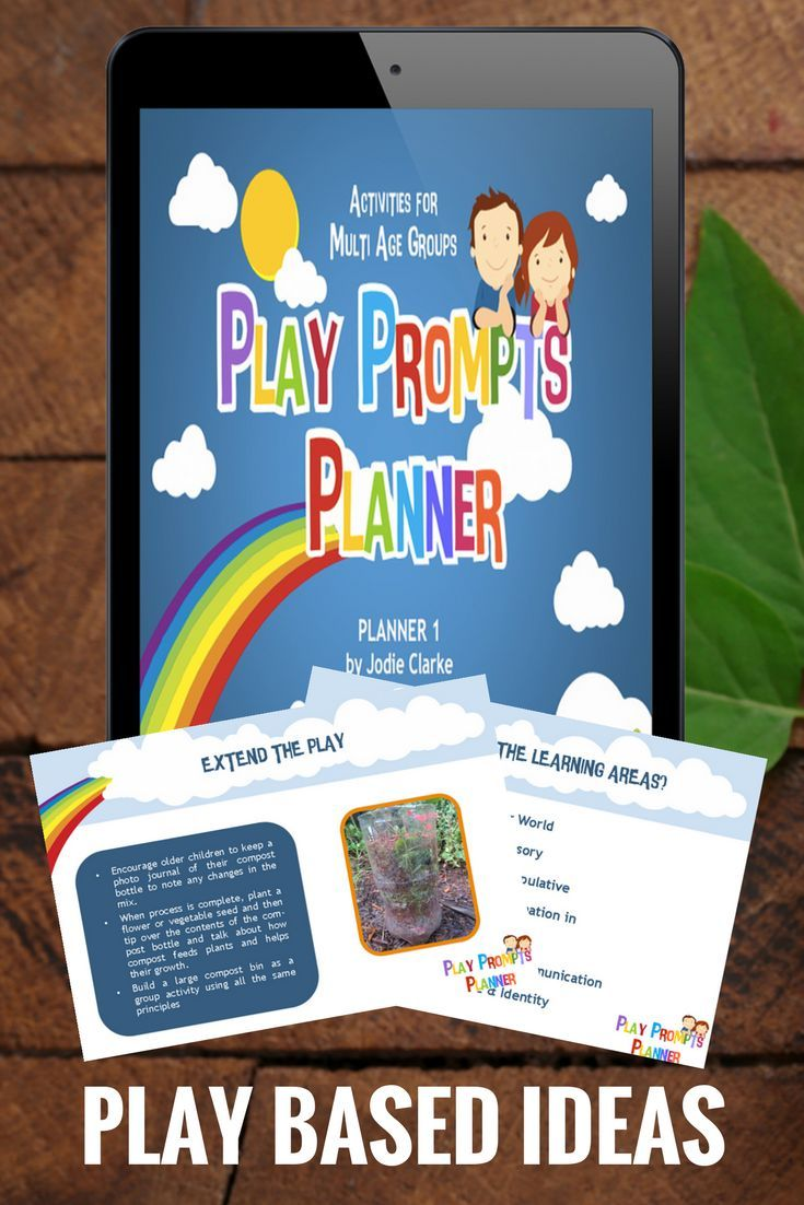 Fantastic tool for early years educators! You will save valuable planning time with this E-book packed with 105 play based activities already linked to learning and developmental outcomes and ready to write on your program! Includes extension ideas for each activity and a program template.