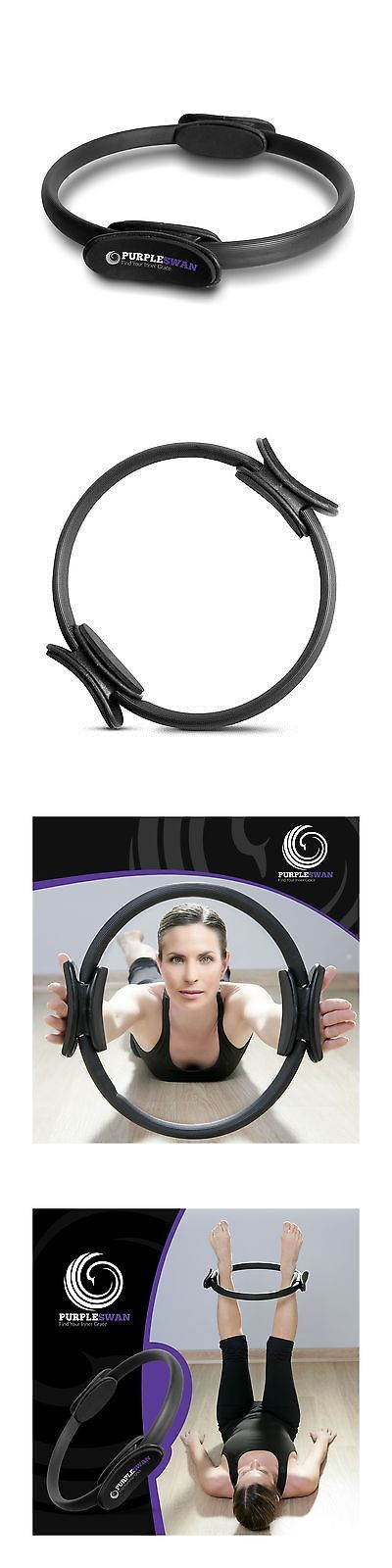 Pilates Rings 179808: Pilates Ring Fitness Circle - Premium Resistance Powered Full Body Toning F... -> BUY IT NOW ONLY: $36.88 on eBay!