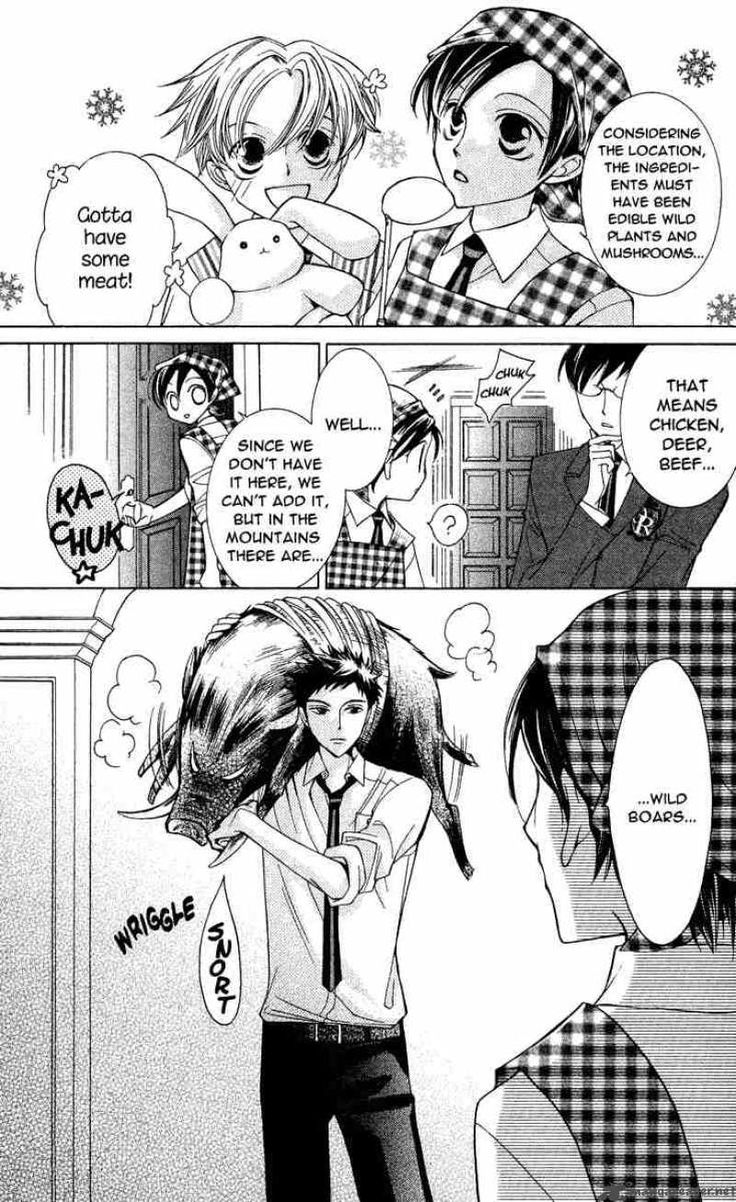 Ouran High School Host Club 27 - Page 16
