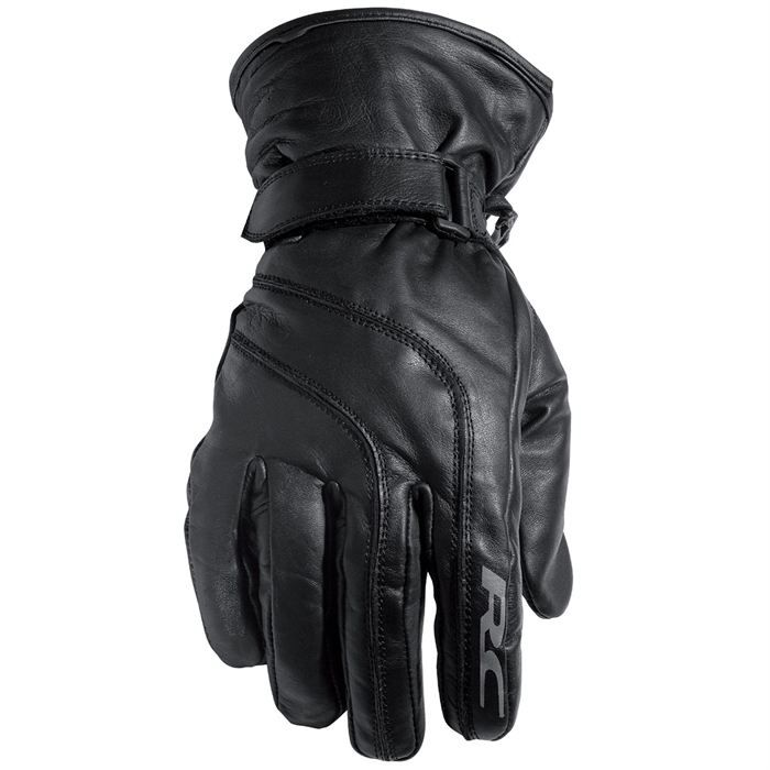 Rc Gants Moto Cuir Jammy Noir Gants Moto Gant Et Cuir