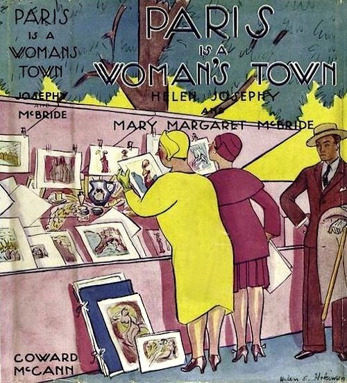 Paris is a Woman's Town, Helen Josephy and Mary Margaret McBride, 1929