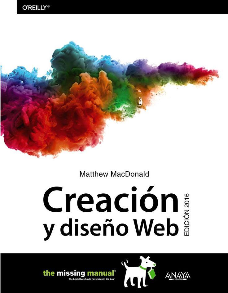 creacion y diseño web. edicion 2016-matthew macdonald-9788441537422
