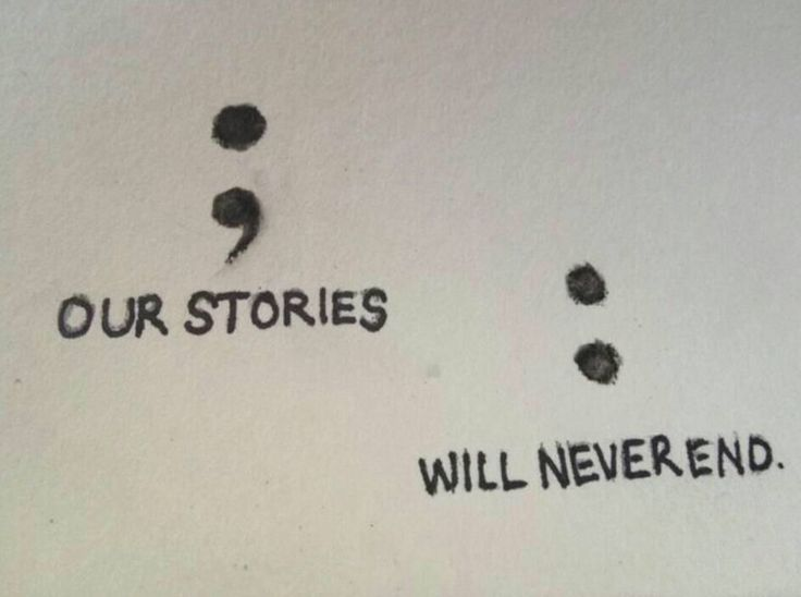 Our stories will never end. best friend tattoos.