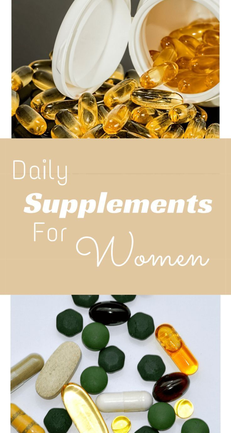 Daily Supplements For Women In 2020 Women Nutrition Supplements For Women Womens Health Fitness