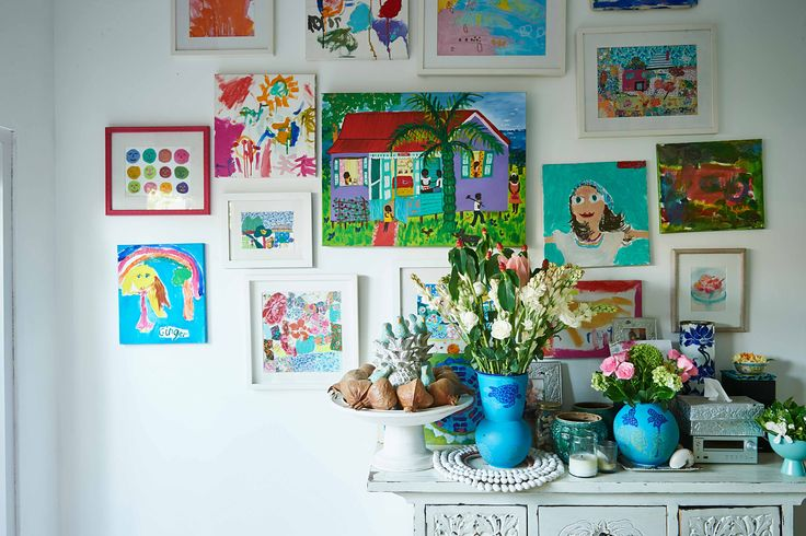Gallery Walls With The Paradise Catcher's Emily Armstrong - GraceTales