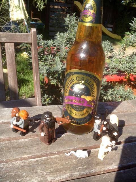 Reed's Flying Cauldron Butterscotch soda
