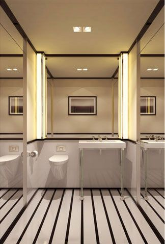 Good Home Away From Home: Jacques Grangeu0027s The Mark Hotel Nice Ideas