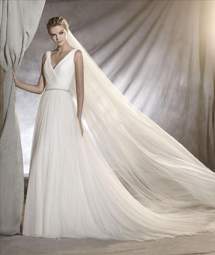 68 besten Pronovias Wedding Dresses Bilder auf Pinterest ...