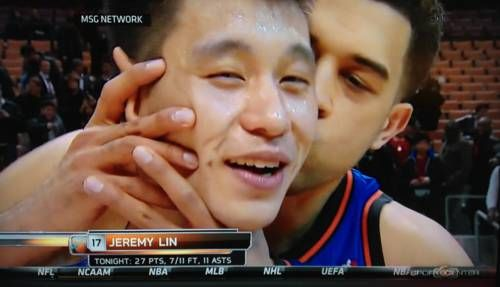 Jeremy Lin & Landry Fields