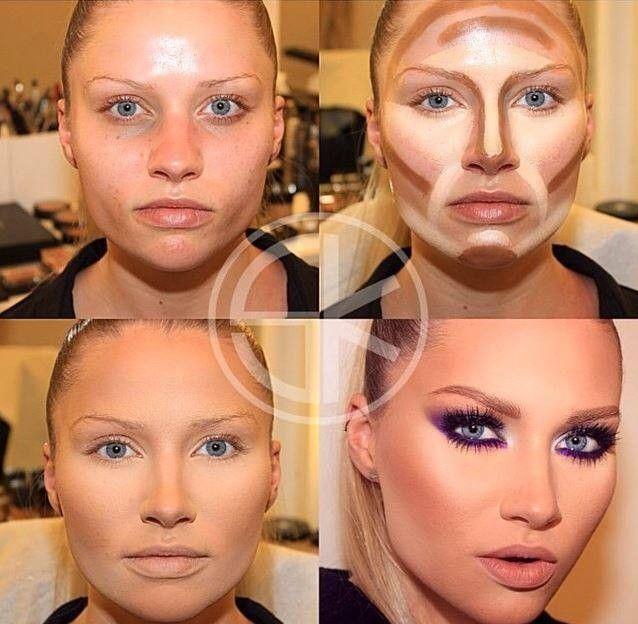 Megmutatjuk nektek az összes létező arcformát és a hozzájuk tartozó tökéletes sminkelés minden csínját - bínját teljesen egyértelműen és részletesen fotókkal lépésről lépésre. Nincs szükséged többé profi sminkesre, mikor Te magad is az lehetsz :) Próbáljátok ki Ti is! :) 11