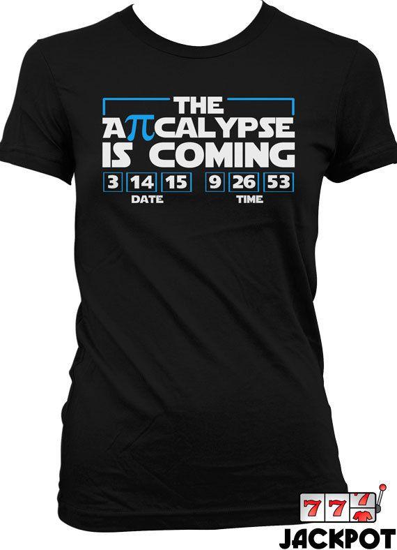Pi Day Of The Century T Shirt Pi Day Shirt Math Humor 3.14.15 Nerd T Shirt Mens Ladies Youth Tee MD-345