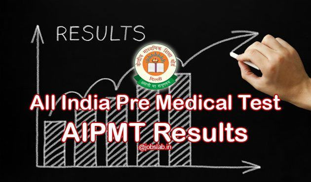 AIPMT Result 2016 Check NEET 2016 Result Online