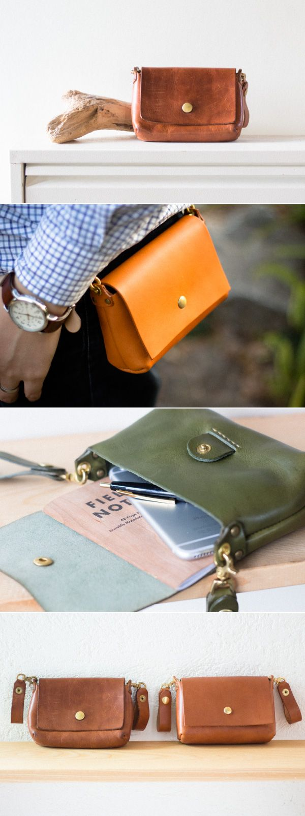 leather pouch | Duram Factory