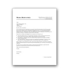 free cover letter templates - Cover Letter For Resume Templates