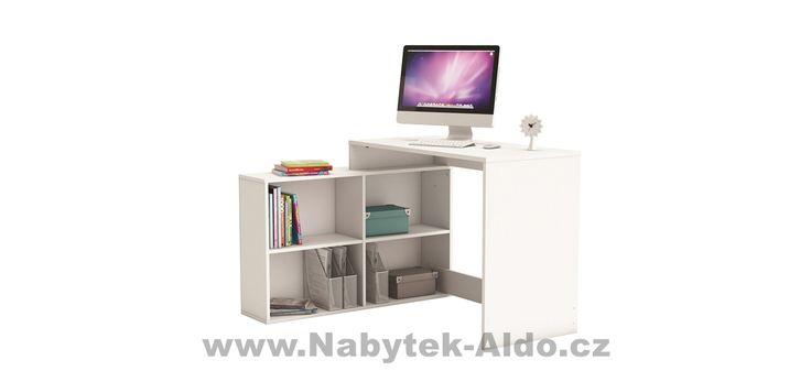 Rohový psací stůl Corner 254460