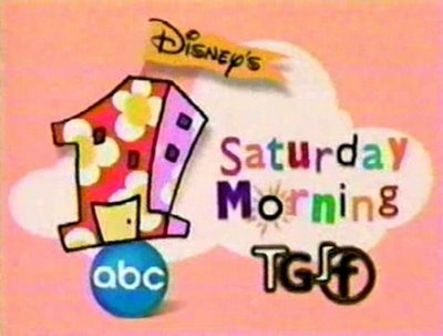 One Saturday Morning!- when Saturday morning cartoons were awesome when TV was actually GOOD!
