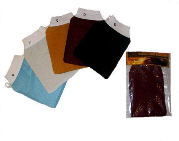 Guanto standard (Linea Professionale) prodotti hammam, Guanto di qualità st