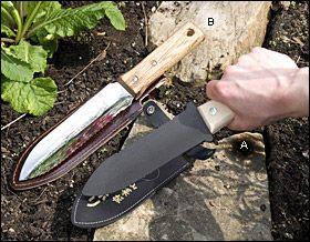 Hori Hori Knives - Gardening Tools - On my Christmas List